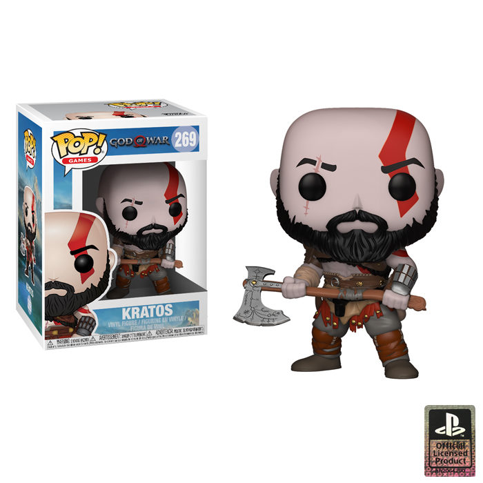 Kratos Funko Pop