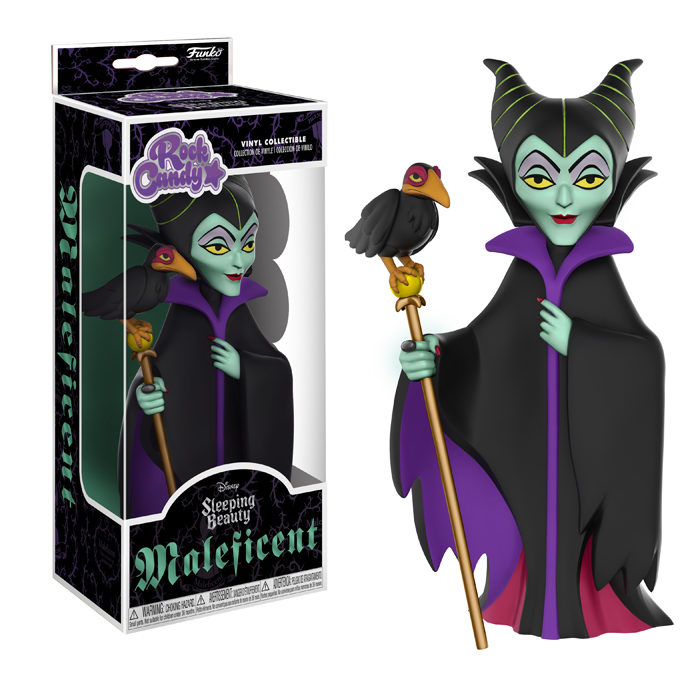Maleficent Rock Candy