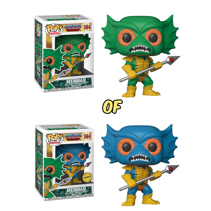 Merman Funko Pop
