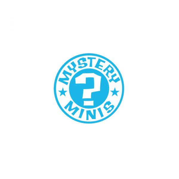 Mystery Minis blauw