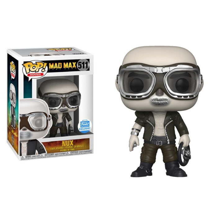 Nux Exclusive Funko Pop