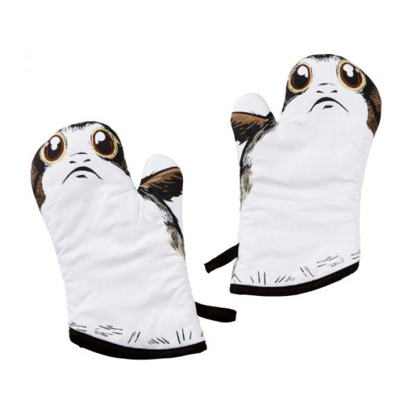 Porg Oven Gloves