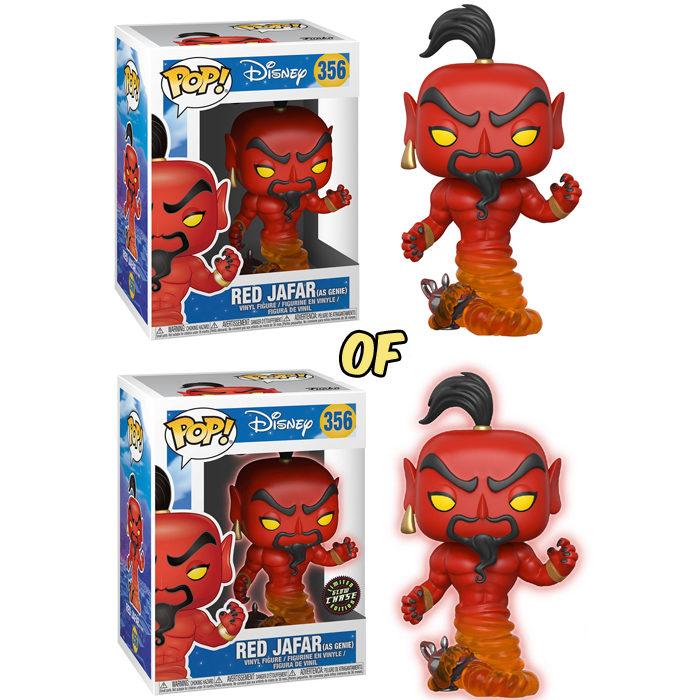 Red Jafar Funko Pop