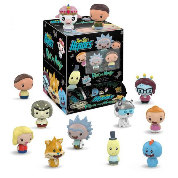 Rick and Morty Pint Size Heroes