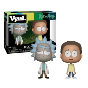 Rick and Morty Vynl