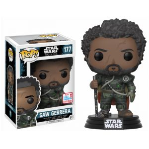Saw Gerrera NYCC Funko Pop