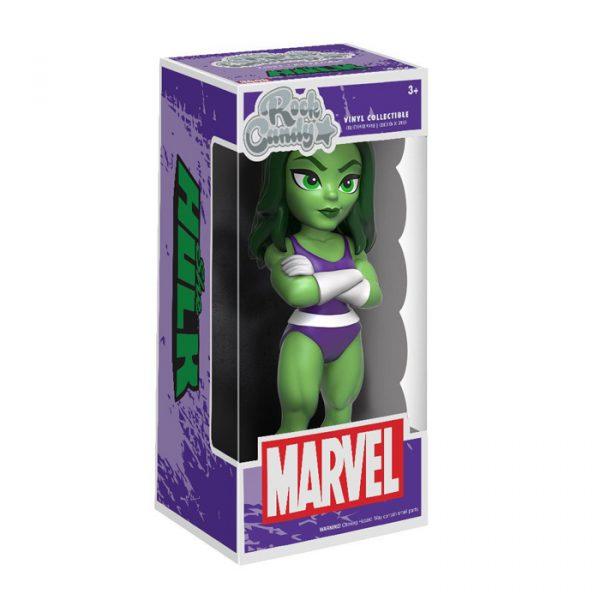 She-hulk Rock Candy