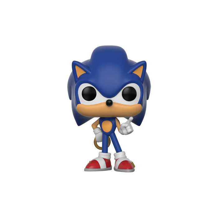 Sonic with Ring Funko Pop