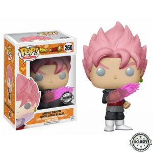 Super Saiyan Rose Funko Pop
