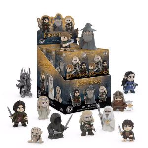 The Lord of the Rings Mystery Mini