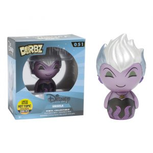 Ursula Dorbz Hot Topic Exclusive