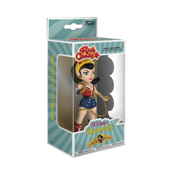 Wonder Woman Rock Candy