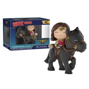 Wonder Woman with Horse Dorbz Ridez