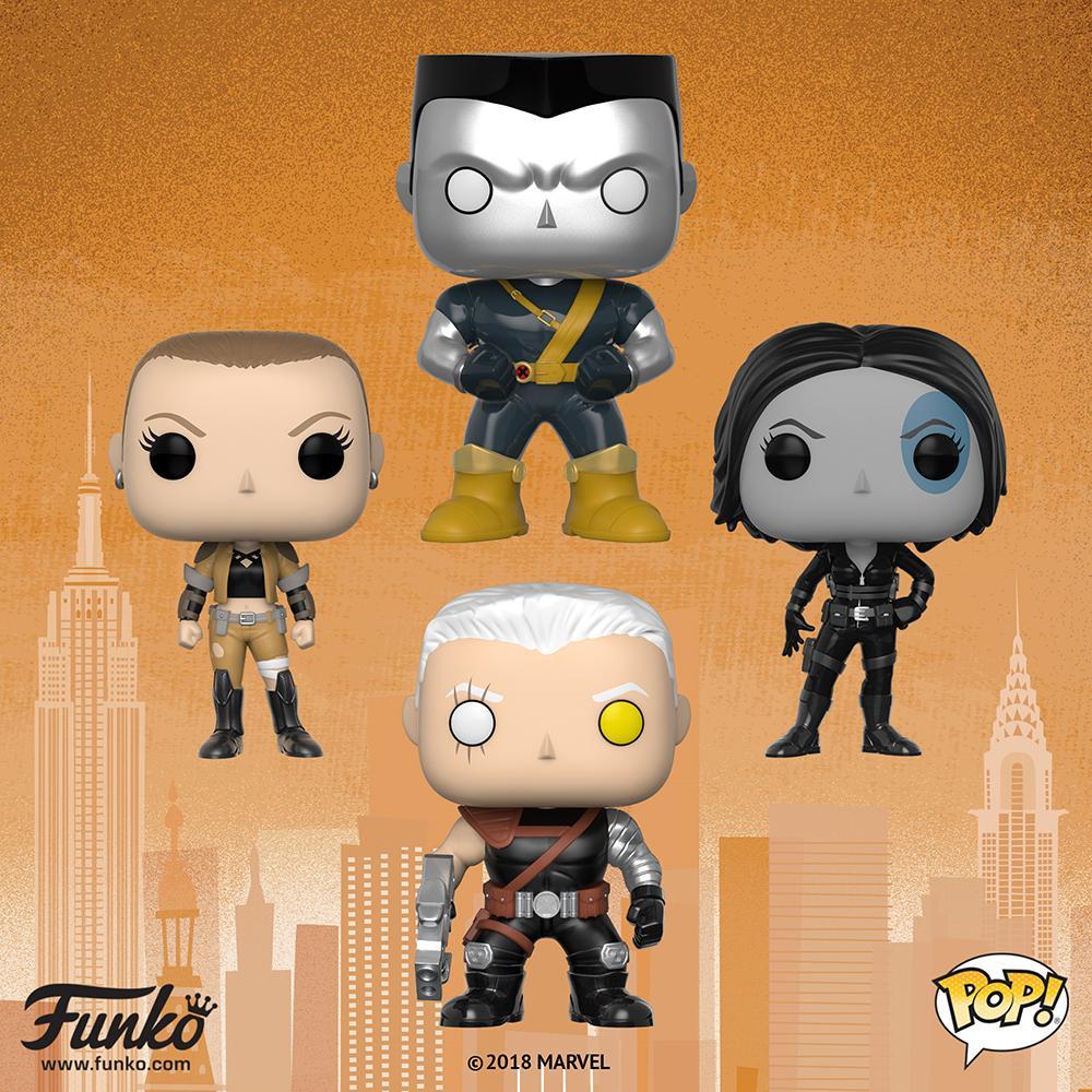 NYTF X-Men Pop!