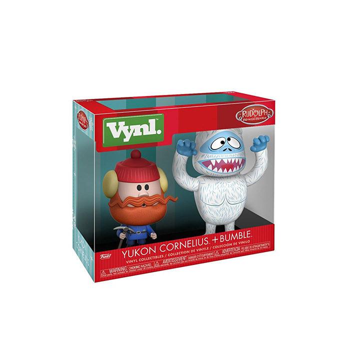 Yukon Cornelius and Bumbles Vynl