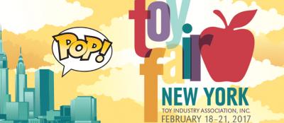 Toy Fair New York Funko