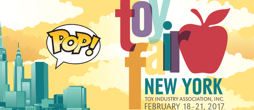 Toy Fair New York Funko
