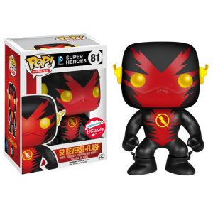 52 Reverse-Flash Funko Pop