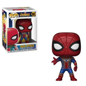 Iron Spider Funko Pop