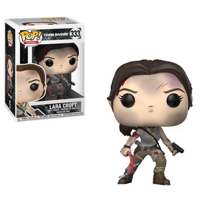 Lara Croft Funko Pop