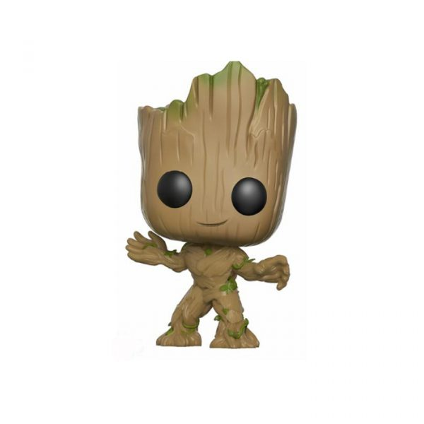 Life-size Young Groot Funko Pop
