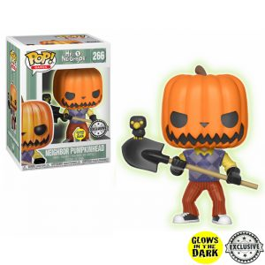 Neighbor Pumpkinhead Exclusive Funko Pop
