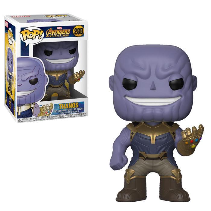 Thanos Funko Pop