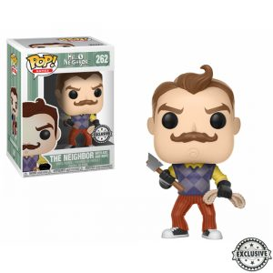The Neighbor Exclusive Funko Pop