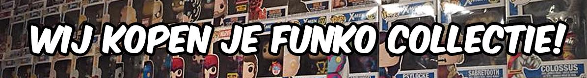 Wij kopen je Funko collectie!