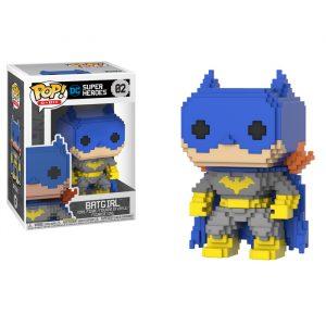 Batgirl 8-Bit Funko Pop