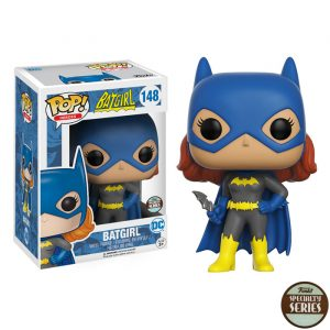 Batgirl Exclusive Funko Pop
