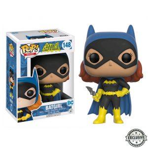 Batgirl Silver Age Funko Pop