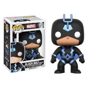 Black Bolt Blue Funko Pop