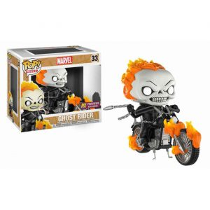 Classic Ghost Rider Funko Pop Ride