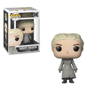 Daenerys Targaryen White Coat Funko Pop