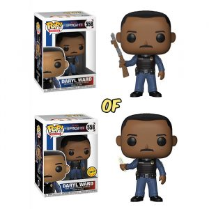 Daryl Ward Funko Pop