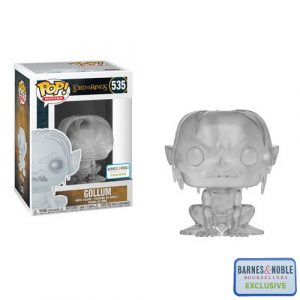 Gollum Invisible Exclusive Funko Pop