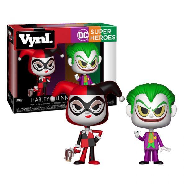 Harley Quinn & The Joker Vynl