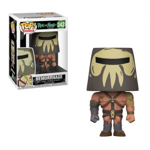 Hemorrhage Funko Pop