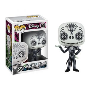 Jack Skellington Day of the Dead Funko Pop