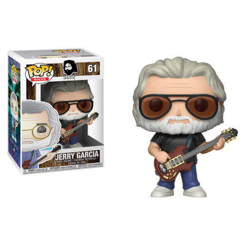 Jerry Garcia Funko Pop