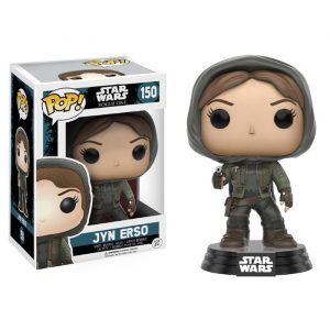 Jyn Erso Hooded Exclusive Funko Pop