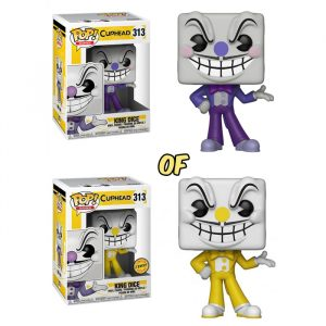 King Dice Funko Pop