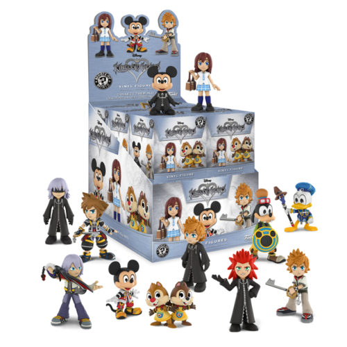 Kingdom Heart Mystery Mini