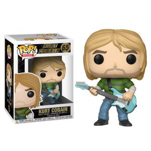 Kurt Cobain Funko Pop
