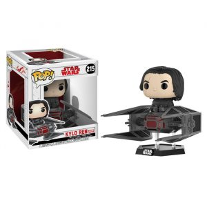 Kylo Ren with Tie Fighter Funko Pop Rides