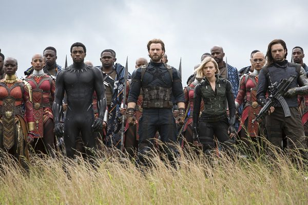 Avengers Wakanda