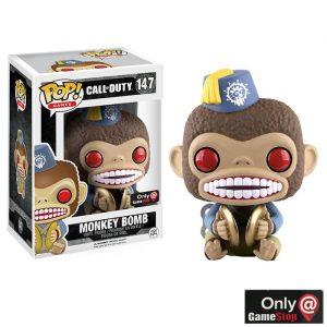 Monkey Bomb Funko Pop