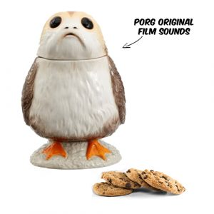 Porg Cookie Jar