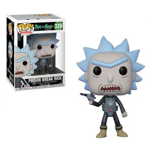 Prison Break Rick Funko Pop
